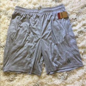 NWT Reebok men's shorts